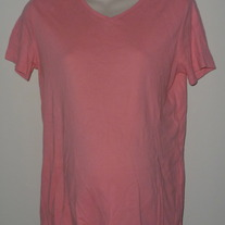 Coral Shirt-Motherhood Size Small