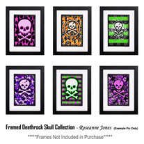 Framedcollectiondeathrockskulls_medium