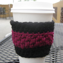 Wild Child Coffee Cup Cozy