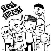 V/A - Fest Friends Compilation LP