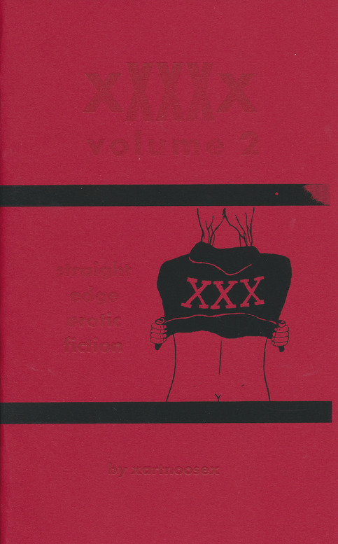 xXXXx Straight Edge Erotic Fiction Volume 2