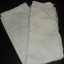 Khaki Pants-Gap Kids Size 6 Regular