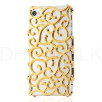 Gold Hearts Case