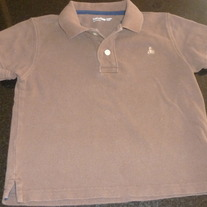 Brown Shirt-Baby Gap Size 4T