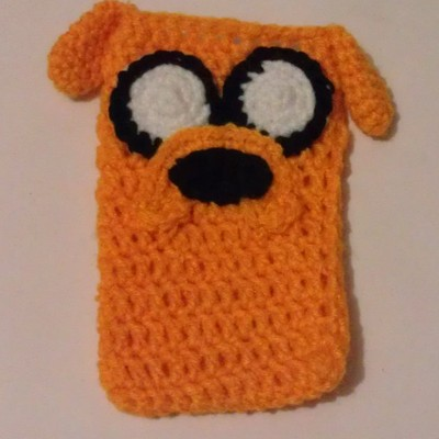 Jake the dog phone cover