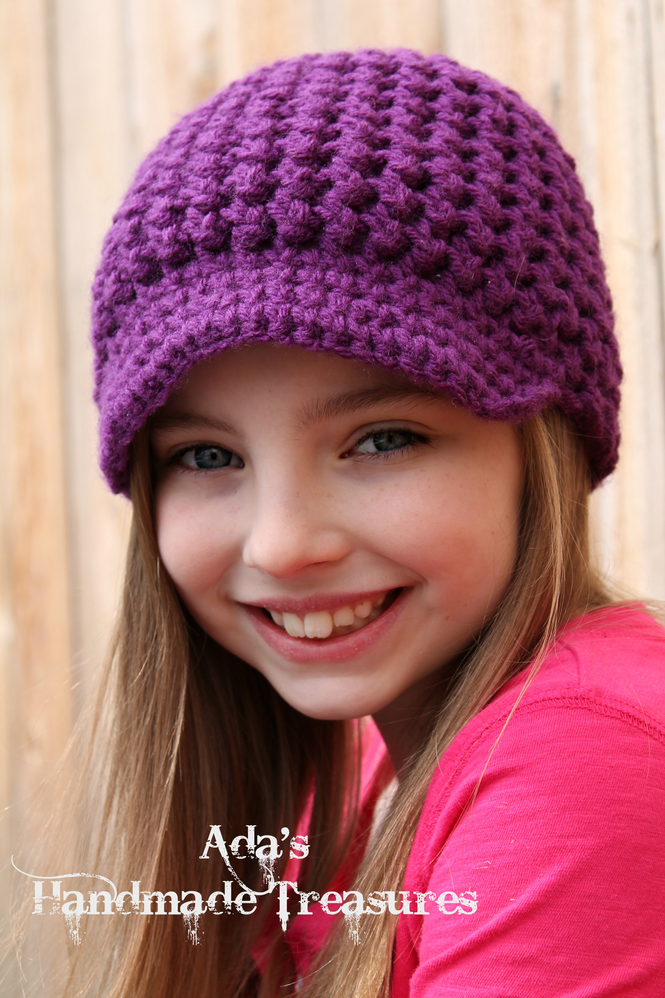 Crochet Hat and Scarf Together