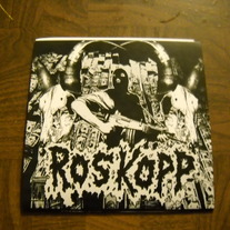 ROSKOPP / DOUBLED OVER split 7''