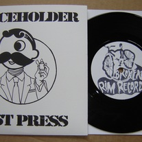 Placeholder - Thought I Would Have Been Somebody By Now - TEST PRESS