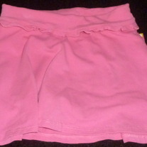 Pink Skirt-Place Size 4T