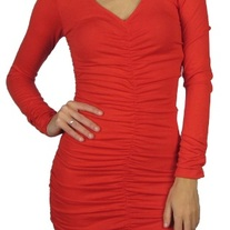 Perfect Holiday Dress - Red