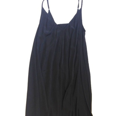 Short resort maxi black