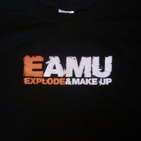 Explode and Make Up: the T Shirt