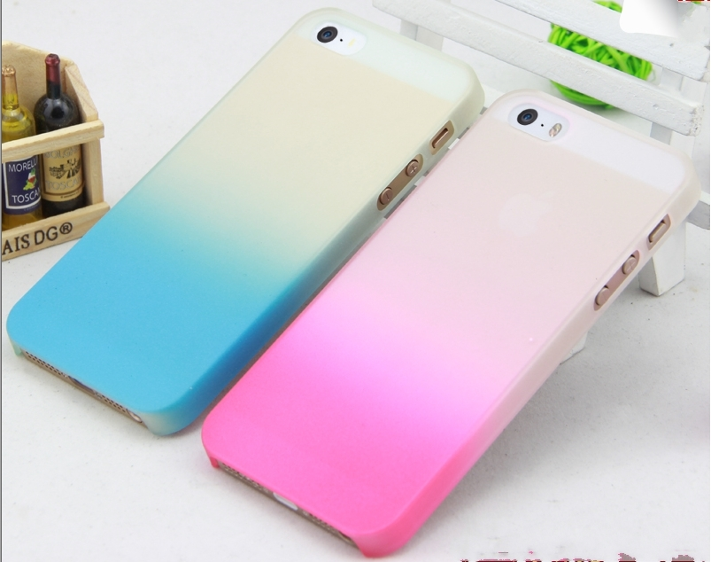 ... Blue gradient luminous Iphone 5 5s phone case - Thumbnail 2 ... 035f6a4c8