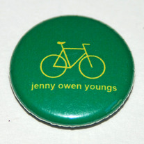 "BICYCLE 1"" Button"