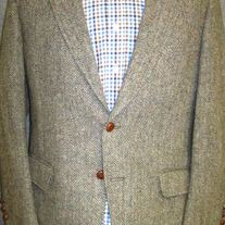 Regent Harris Tweed Blazer - 42R
