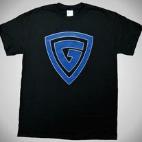"The Geek Gen ""G-shield"" t-shirt"