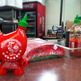 "NEW! 8"" Sketracha Hot Chili Sauce 8"" Custom Dunny - Thumbnail 2"