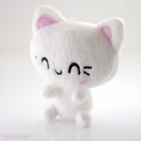 Nanoneko the Mini Kitty Plush