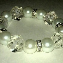 Christening Bracelet (Little Divas Collection)
