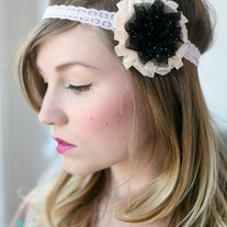 Prella Ruffled Headband