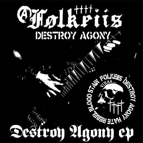 """FOLKEIIS-DESTROY AGNOY 7"""""""
