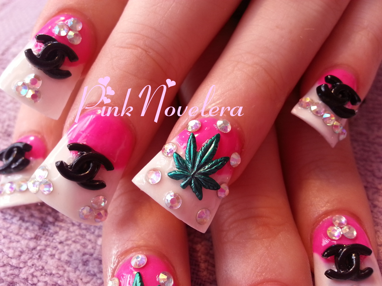 3D Weed Charms · ♥♥♥ PinkNovelera ♥♥♥ · Online Store Powered ...