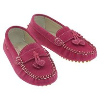 "L'amour ""Driving Suede Moccasin"""