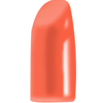 Just Peachy - High Gloss Lipstick