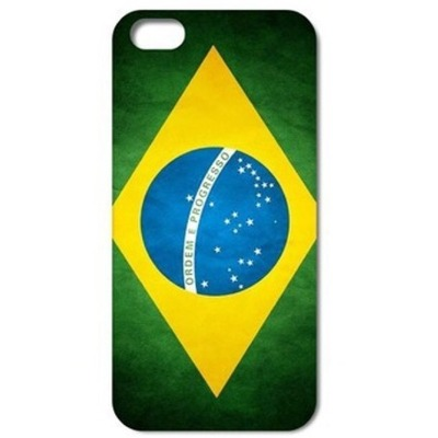 iPhone 5/5S -  World Flags in Retro Design Cases for Assorted Countries