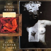 My Dying Bride - As the Flower Withers (black vinyl)