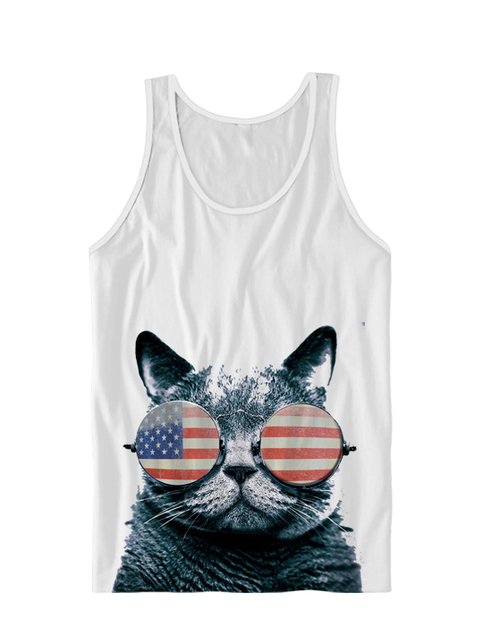 Womens American Flag Shirts