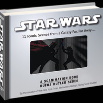 Star Wars- A Scanimation Book