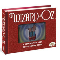 The Wizard of Oz- A Scanimation Book