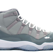 JORDAN 11 RETRO XI COOL GREY 378037 001