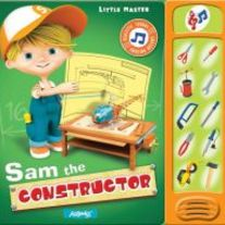 Sam the Constructor by AZ Books