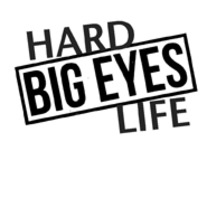 Big Eyes - Hard Life tape