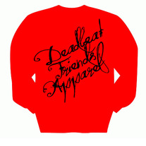 2K13 RED Crewneck Sweatshirt