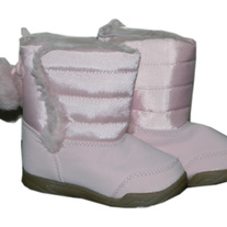 Baby Girls Toddlers Baby Pink Winter Snow Boots