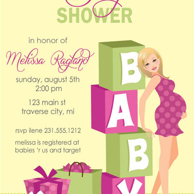 Baby Shower Announce It Online Store Powered By Storenvy
