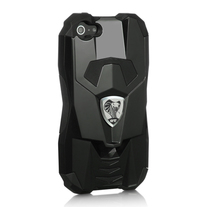 Black Lux Car Case (iPhone 5)