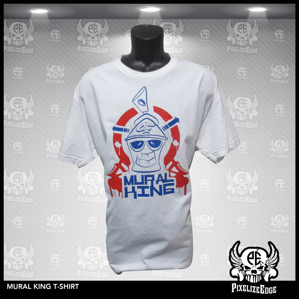 Mural king t shirt on storenvy for Murals on the t shirt