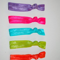 The Julie Set-5 No-Crease Hair Ties