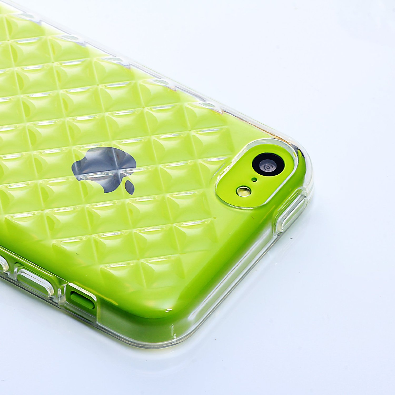 Iphone 5c Green Case Clear : www.galleryhip.com - The Hippest Pics