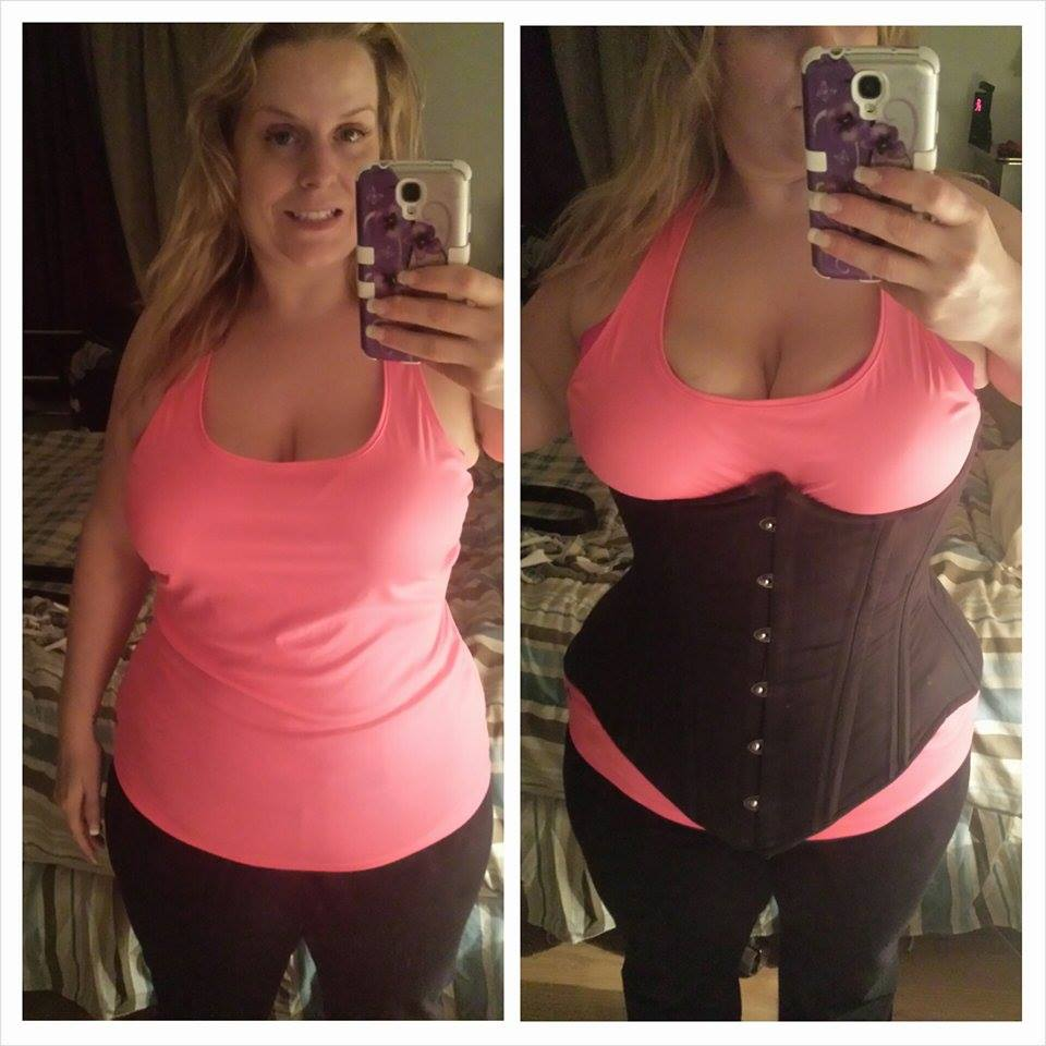 The Waist Trainer 2   Extended  Waist Trainer Plus Size