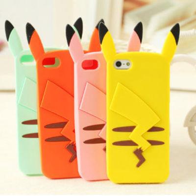 Iphone 4s pikachu case