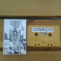 "CHRONIC TOMB-""Dungeons Of Dank"" Demo Tape 2012"