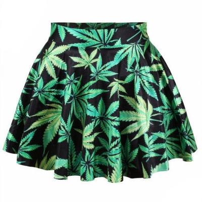 Marijuana skirt