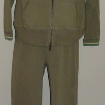 Green Pants/Jacket-Gap Maternity Size Medium CLLO1