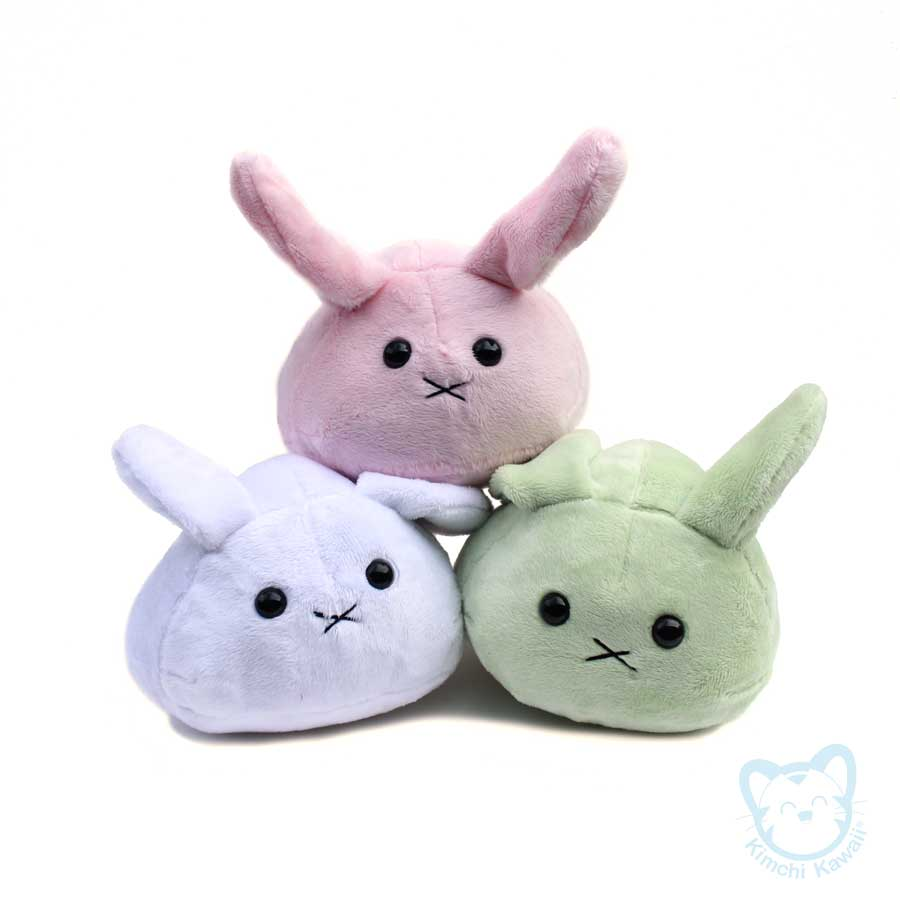 Cute Handmade Plush Kawaii Mochi Buns Bunnies On Storenvy