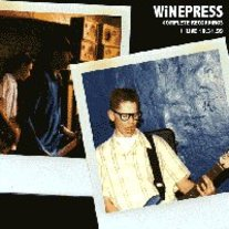 Winepress the Complete Recordings CD